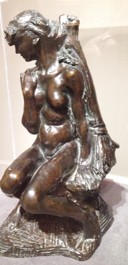Claudel Young Girl Sheaf