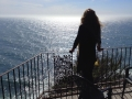 Esalen. Fritz Perls Cottage. Sun, Sea, Shadow, Peace.