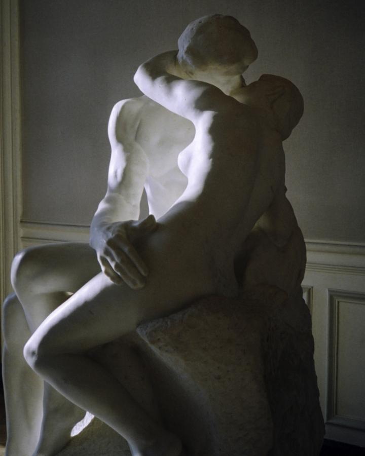 Rodin Lovers 8X10