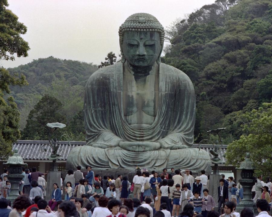 Kamakura 8X10 Buddha1