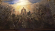 Abbey of  Monte Cassino Church Painting