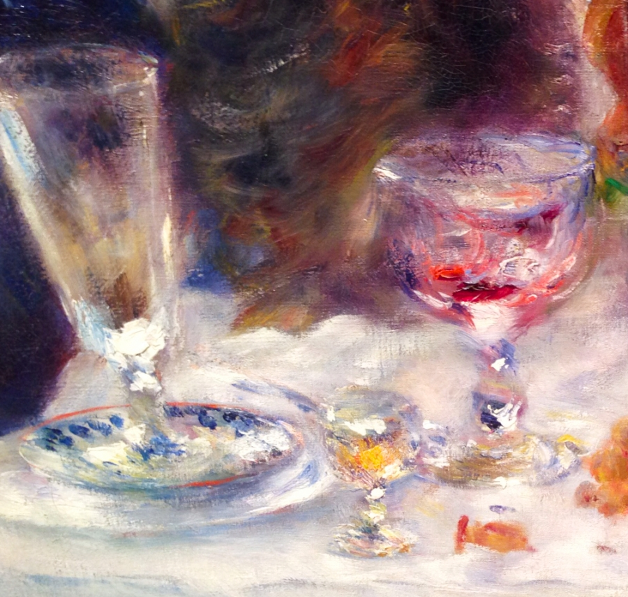 Renoir Luncheon of the Boating Party 5