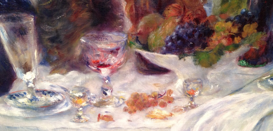 Renoir Luncheon of the Boating Party 4