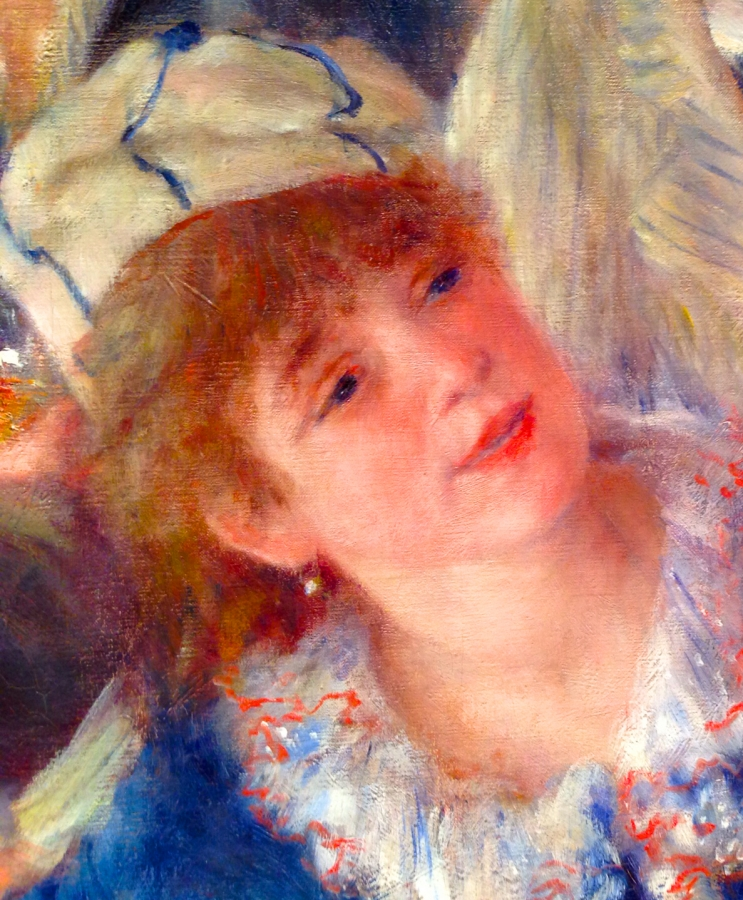 Renoir Luncheon of the Boating Party 7