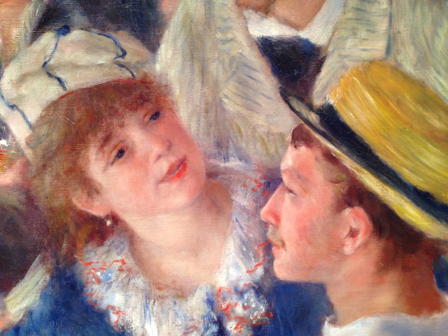 Renoir Luncheon of the Boating Party 6