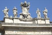 Saint Peters Basilica Outside