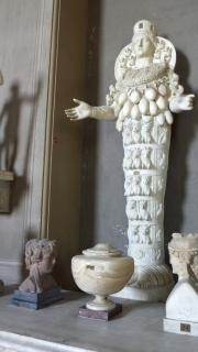 Vatican Museum Fertility Statue