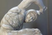 Vatican Museum Statue HEADACHE!