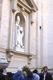 Saint Peters Basilica  Jacob