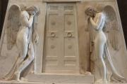 Saint Peters Basilica Angel Statue