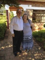 Dan and Susan in Songea.