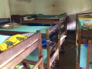 Dorm for students at Chipole, Tanzania School.