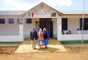 The New Medical Dispensary at Chipole built by the Italians.